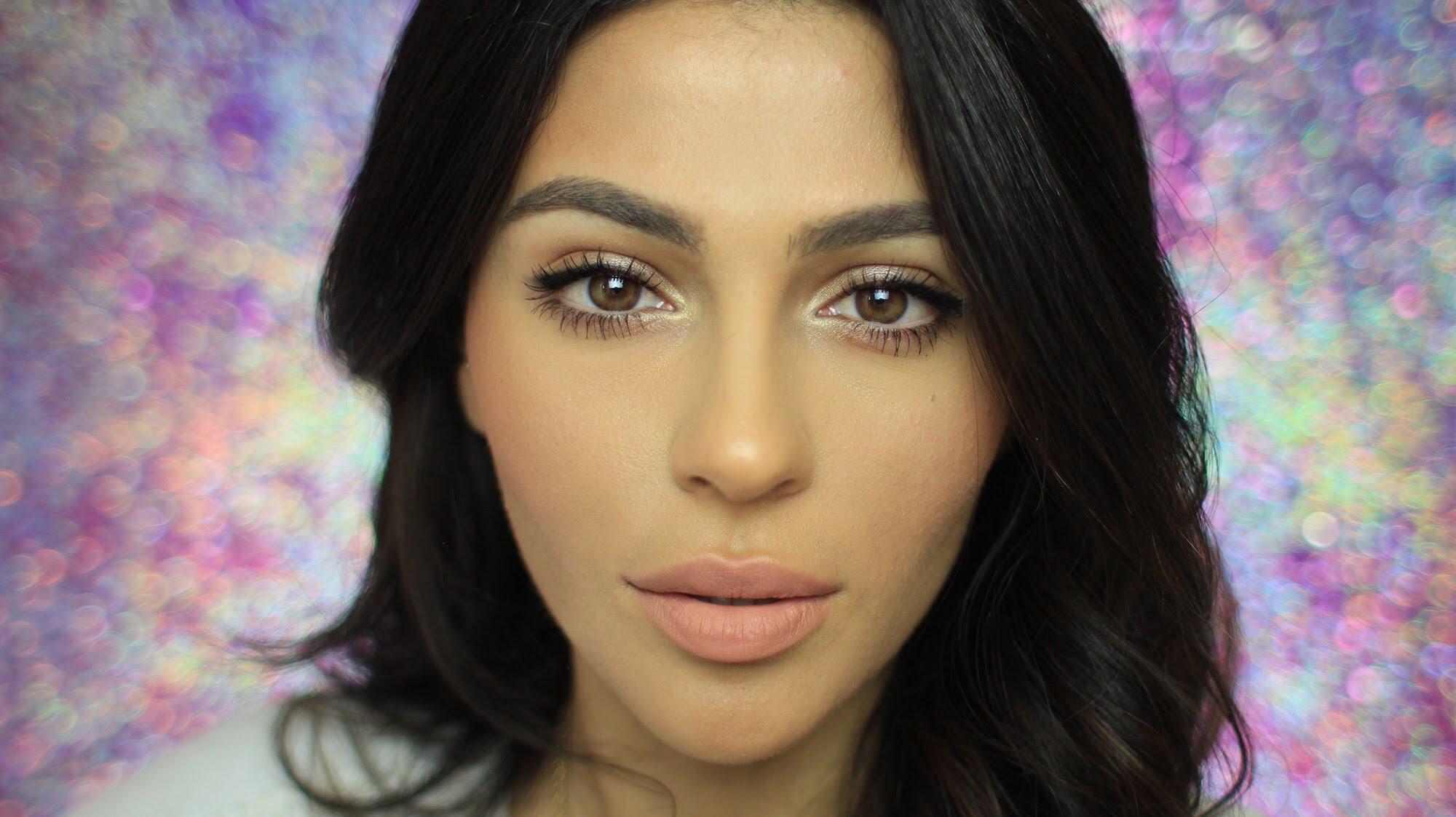 Winter Glow Makeup Tutorial | Natural Makeup Tutorial | Teni Panosian - Skin Beauty Blog