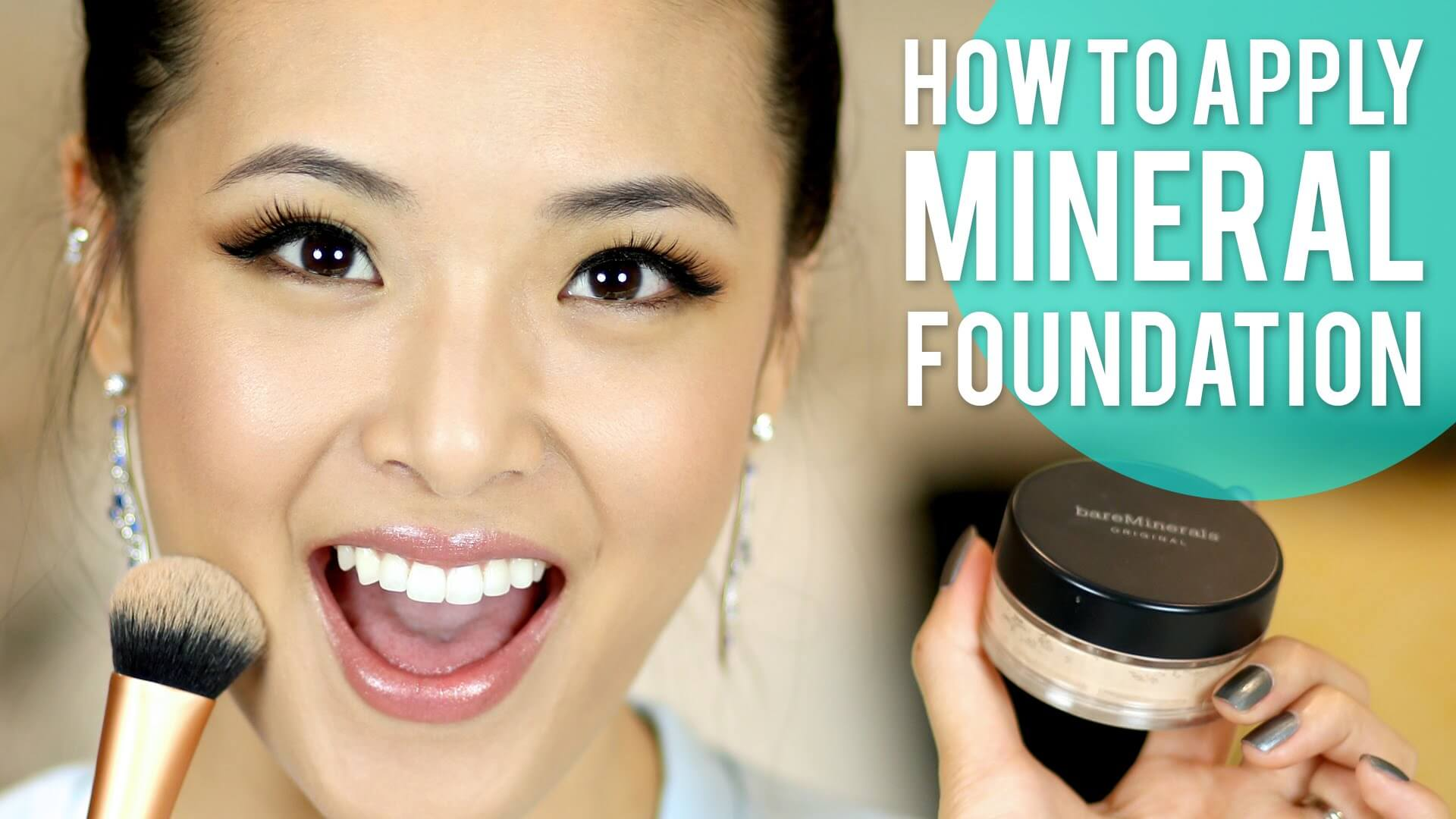 Bare minerals for asian skin